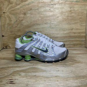 2006 Nike Shox 314069-101 Running Athletic Shoes